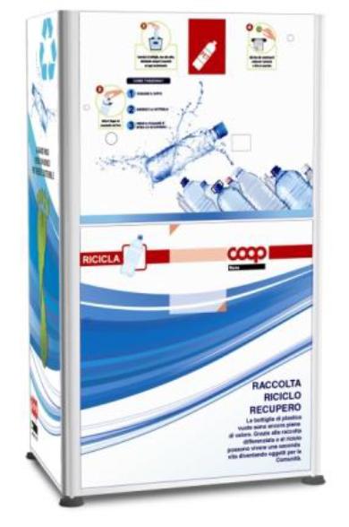 GREENY EC GDO - Reverse Vending