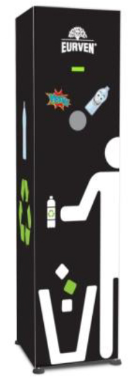 GREENY EC JUNIOR - Reverse Vending