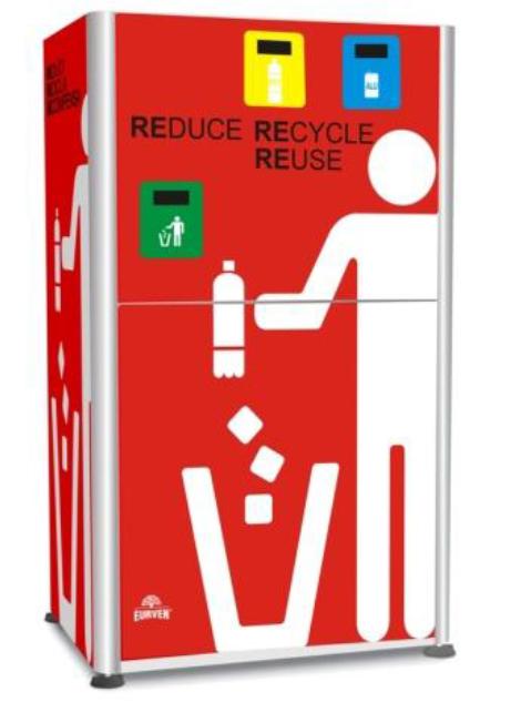 GREENY EC21 - Reverse Vending
