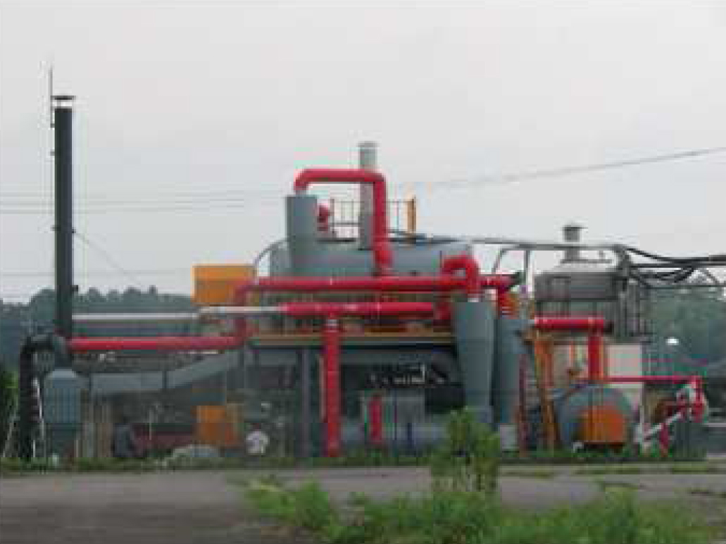 mws 12t - Residuo orgánico industrial