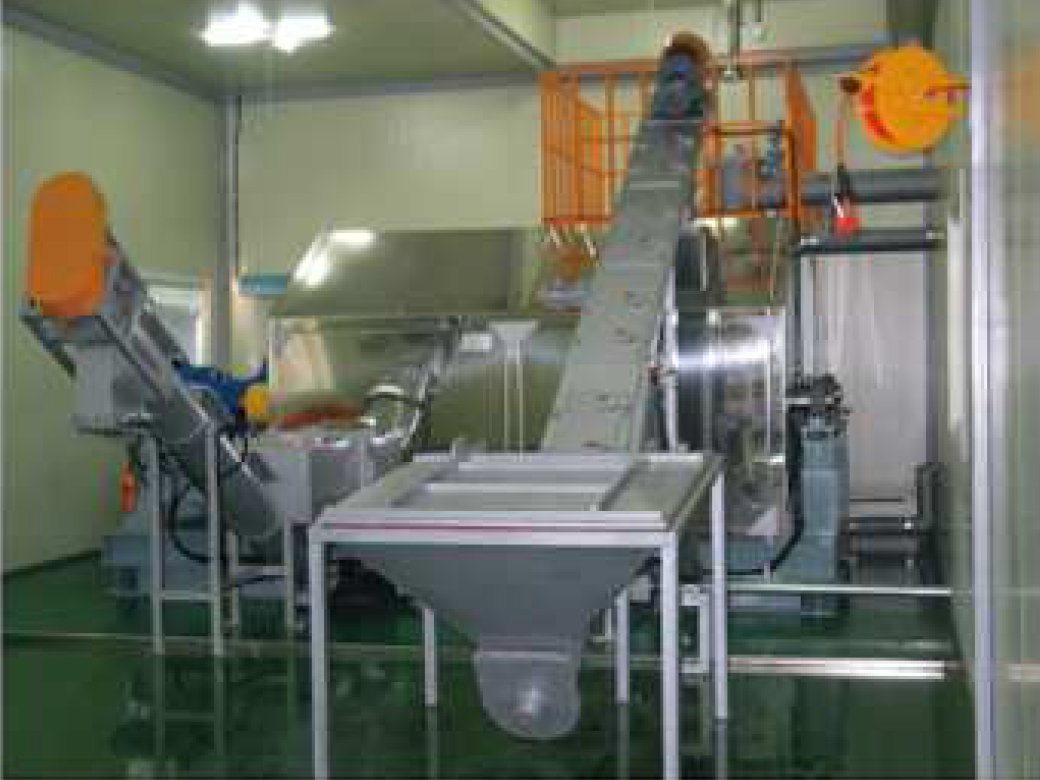 mws 3t - Residuo orgánico industrial