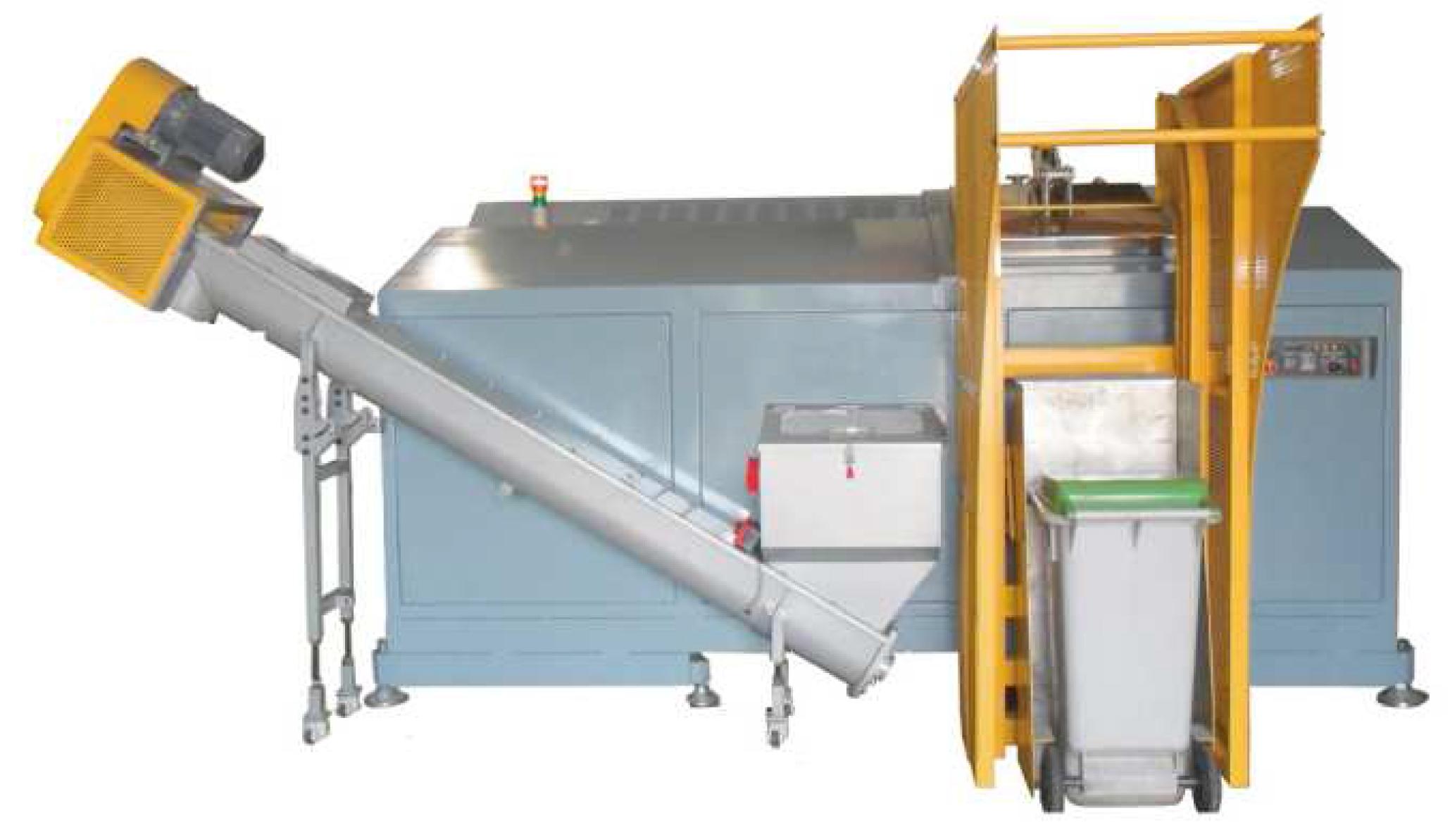 mws1200 - Residuo orgánico industrial