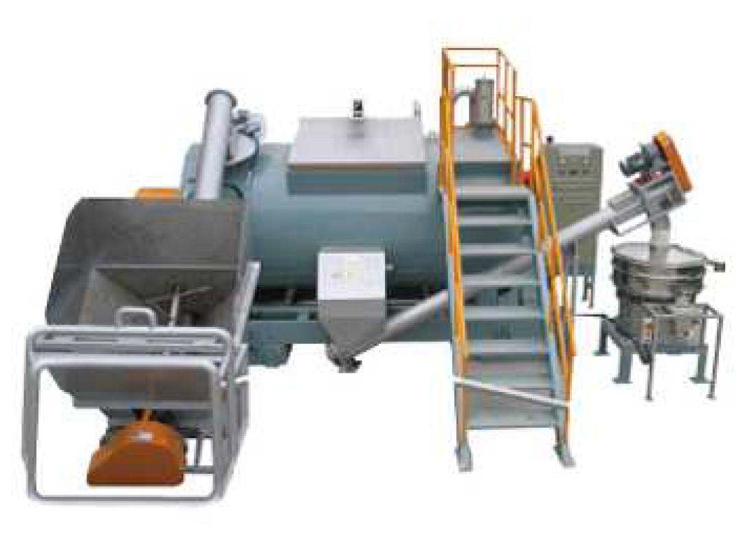 mws2000 - Residuo orgánico industrial